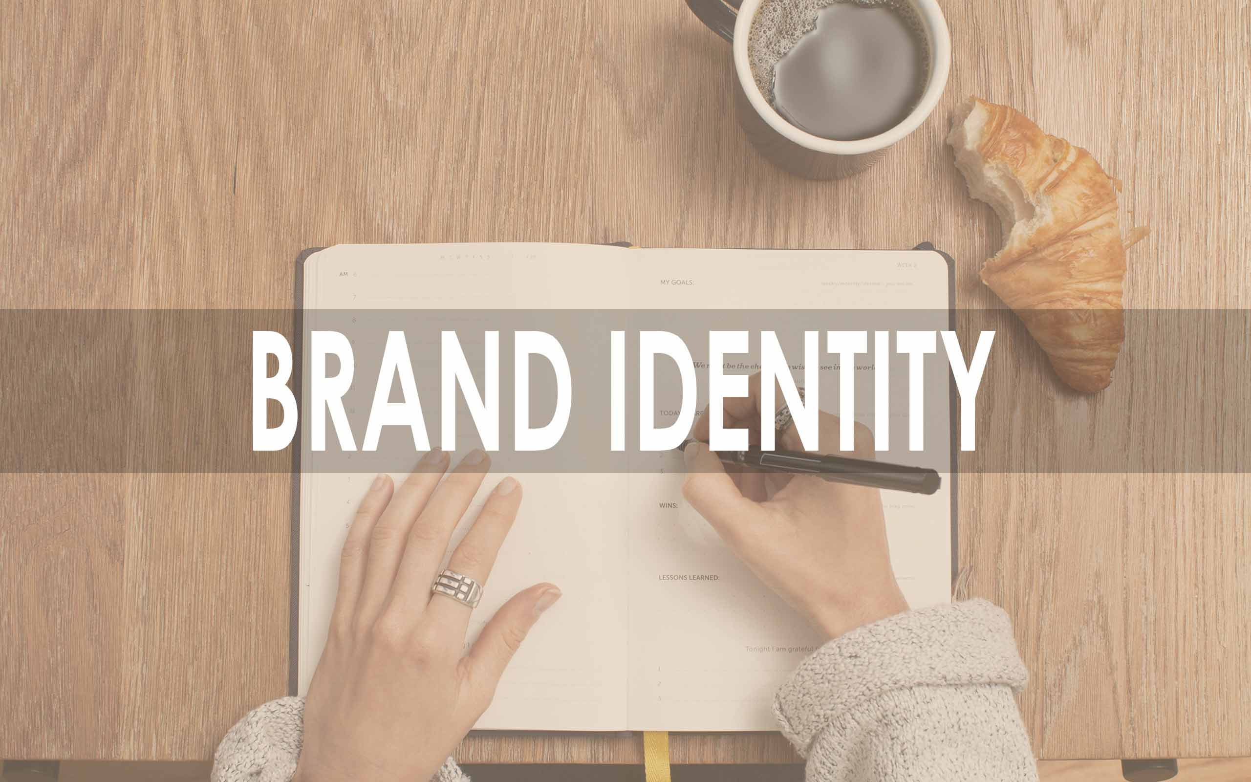 brand identity Brand identity is how a brand portrays itself to the customers it is the set of all the branding activities a company indulges in order to be perceived in a particular way to the target audience.
