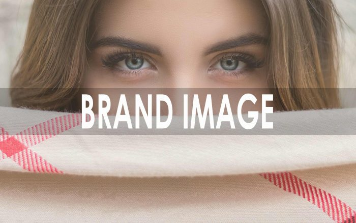 Brand image is